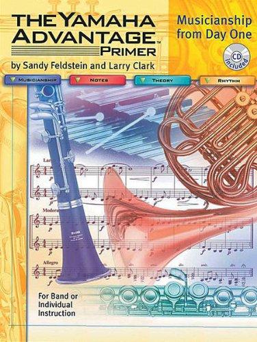 9780825846083: PT-YBM004-20 - The Yamaha Advantage Primer - Alto Saxophone/Baritone Saxophone
