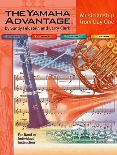 9780825846229: PT-YBM208-20 - The Yamaha Advantage - Alto Saxophone - Book 2