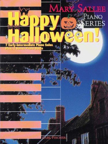 9780825849114: PL1015 - Happy Halloween for Piano