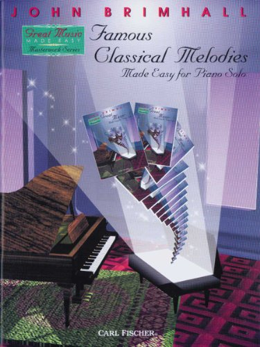 9780825849893: PL1122 - Famous Classical Melodies Made Easy for Piano Solo