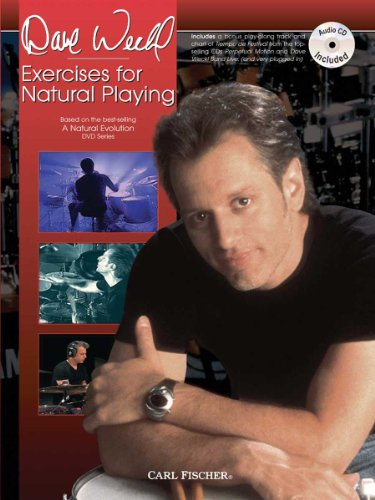 9780825850981: DRM110 - Exercises for Natural Playing - Percussion BK/CD