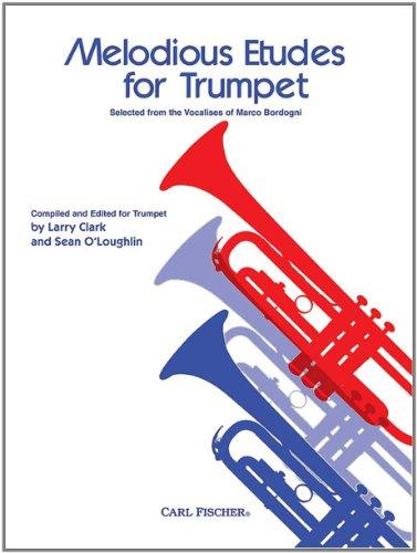 9780825852541: WF7 - Melodious Etudes for Trumpet