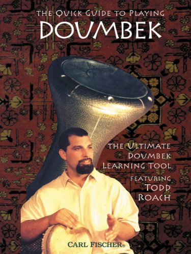9780825854637: Quick Guide To Playing The Doumbek. Pour Tambours du Monde