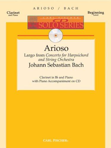 9780825856266: Arioso
