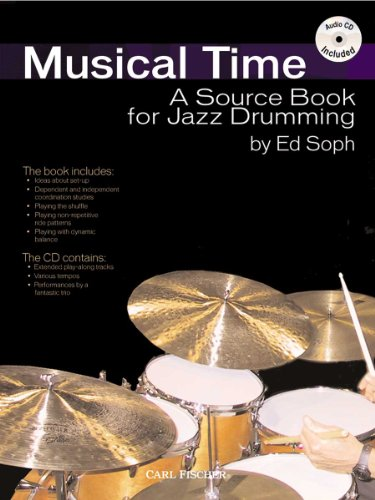 9780825856389: Musical Time - A Source Book For Jazz Drumming