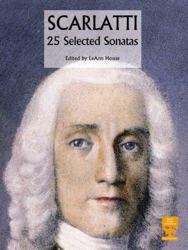 25 Selected Sonatas: LeAnn House