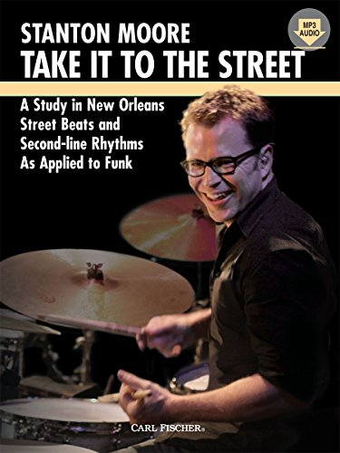9780825857133: Stanton Moore Take It Too the Street (Book & CD)