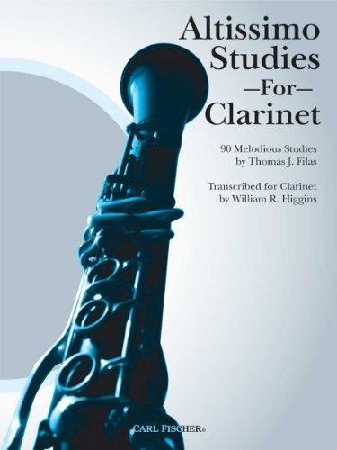 9780825859960: WF57 - Altissimo Studies For Clarinet