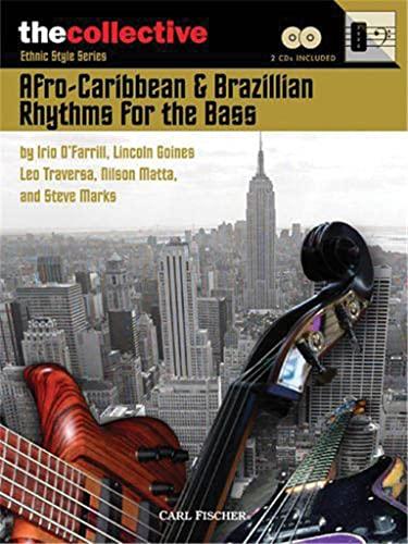 9780825860041: Afro-Caribbean & Brazilian Rhythms for the Bass