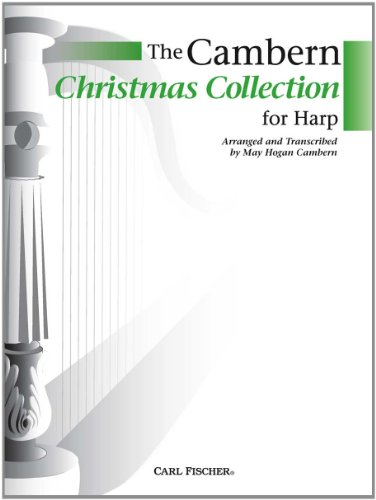 9780825862205: H70 - The Cambern Christmas Collection for Harp
