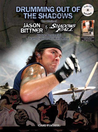 9780825863110: DRM123 - Drumming Out Of The Shadows BK/CD