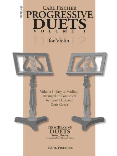 BF36 - Progressive Duets Vol.1 Violin: Larry Clark & Doris Gazda