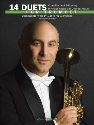 9780825865701: 14 Duets for Trumpet