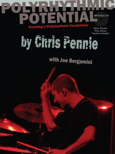 DRM124 - Chris Pennie - Polyrhythmic Potential, Creating A Polyrhythmic Vocabulary: Pennie, Chris