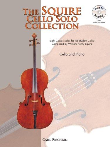 9780825867262: BF47 - The Squire Cello Solo Collection