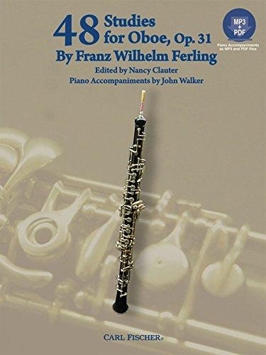 48 Studies for Oboe, Op. 31: Franz Wilhelm Ferling
