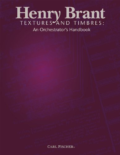 9780825868276: Textures and Timbres: An Orchestrator's Handbook