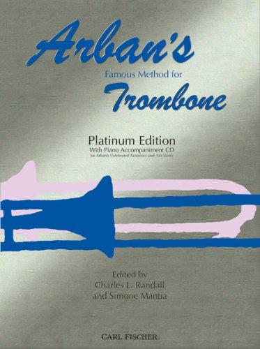 O23PE - Arban's Famous Method for Trombone: Jean-Baptiste Arban; Simone