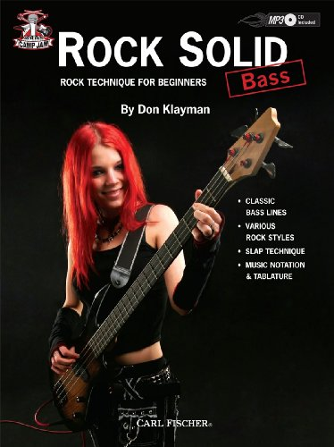 9780825870927: Camp Jam: Rock Solid: Bass