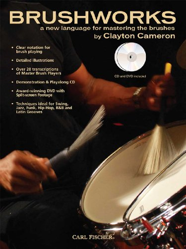 Brushworks: A New Language for Mastering: Clayton Cameron