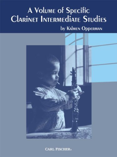 9780825874918: WF91 - A Volume of Specific Clarinet Intermediate Studies