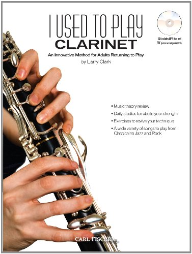 9780825883569: Clarinet (I Used to Play)