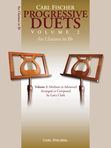 9780825883736: WF105 - Progressive Duets Volume 2 for Clarinets