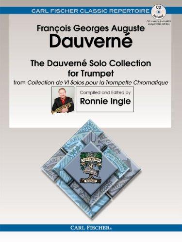 WF125 - The Dauverne Solo Collection for Trumpet (from Collection de VI Solos pour la Trompette ...