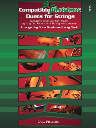9780825893636: Compatible Christmas Duets for Strings Violon
