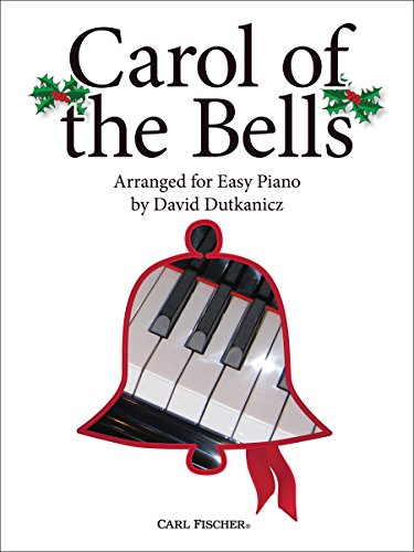 9780825897627: Carol of the Bells: Arranged for Easy Piano