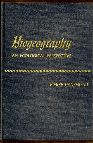 9780826023308: Biogeography: An Ecological Perspective