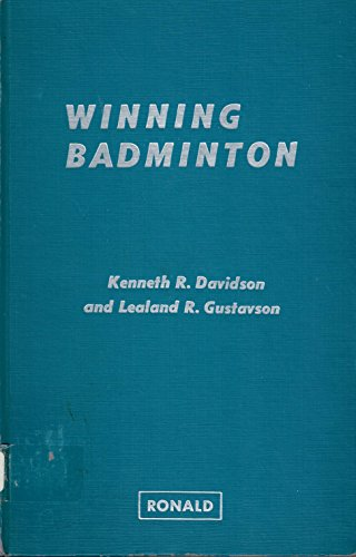 9780826024053: Winning Badminton