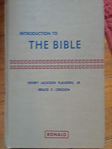 9780826031259: Introduction to the Bible