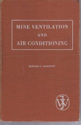 9780826038609: Mine Ventilation and Air Conditioning