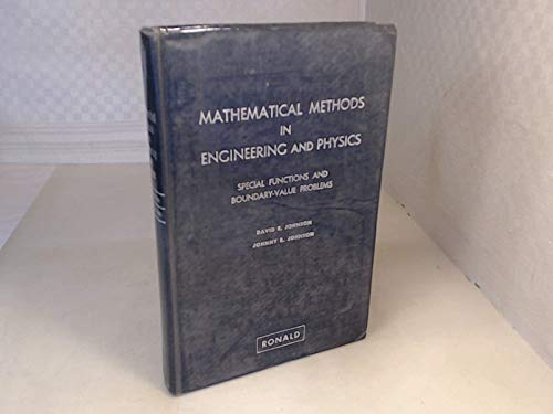 Mathematical methods in engineering and physics : Johnson, David E.