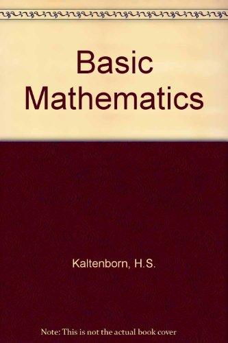 9780826048509: Basic Mathematics