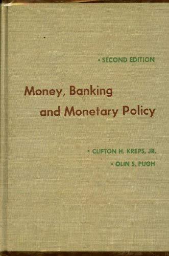 9780826051356: Money, Banking and Monetary Policy