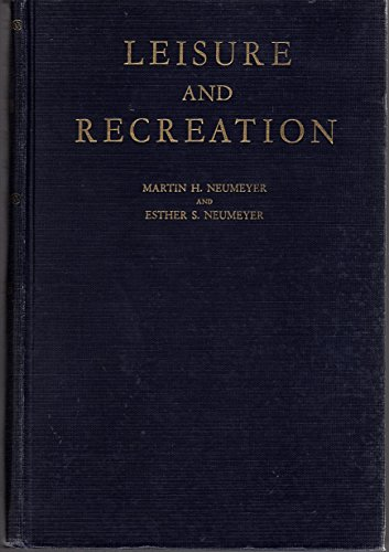 9780826066954: Leisure and Recreation