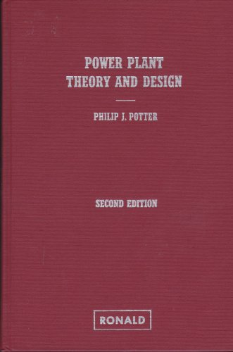 9780826072054: Power Plant Theory and Design