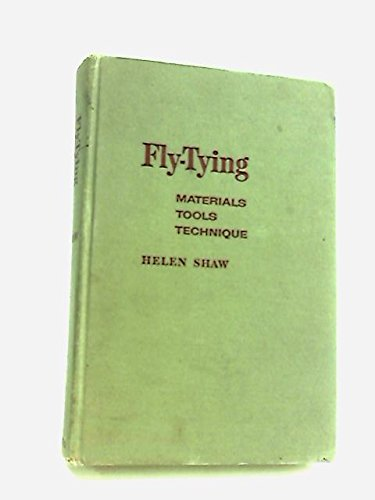 9780826081056: Fly-tying: Materials, Tools, Techniques