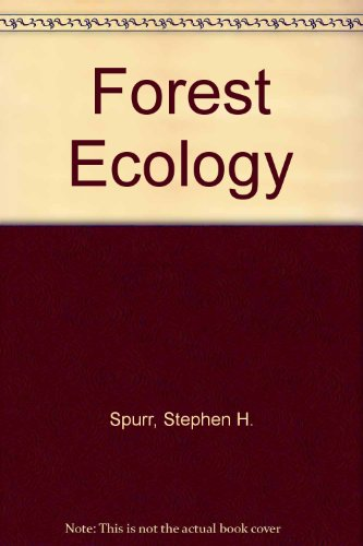 9780826083913: Forest Ecology