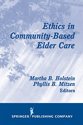 9780826100894: Ethics in Community-Based Elder Care (Springer Series on Ethics, Law and Aging)