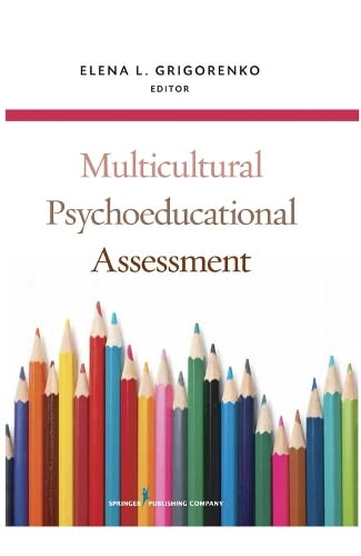 9780826101013: Multicultural Psychoeducational Assessment