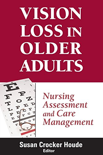 9780826102188: Vision Loss in Older Adults: Nursing Assessment and Care Management