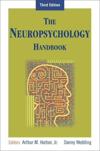 9780826102515: The Neuropsychology Handbook