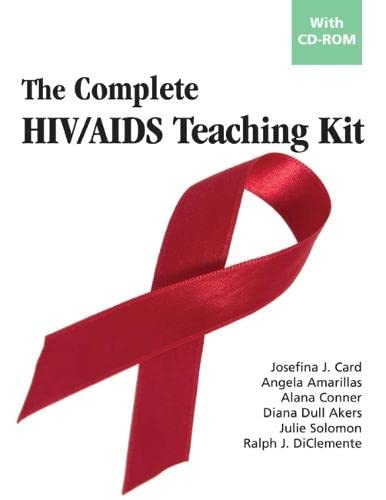 9780826103161: The Complete HIV/AIDS Teaching Kit with CD-Rom