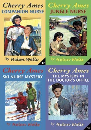 Cherry Ames Boxed Set (Books 17-20): Companion Nurse, Jungle Nurse, The Mystery in the Doctor'...