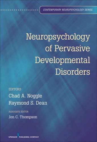 9780826107244: Neuropsychology of Pervasive Developmental Disorders (Contemporary Neuropsychology)