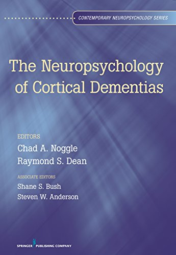 9780826107268: The Neuropsychology of Cortical Dementias (Contemporary Neuropsychology)