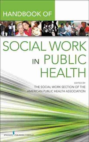 9780826107428: Handbook for Public Health Social Work